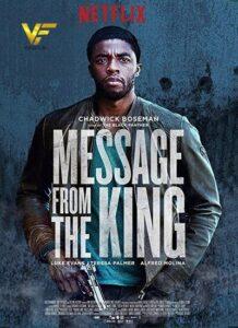 دانلود فیلم پیامی از کینگ Message from the King 2016 دوبله فارسی