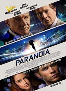 دانلود فیلم پارانویا Paranoia 2013 دوبله فارسی