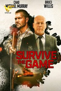 دانلود فیلم زنده ماندن در بازی 2021 Survive the Game