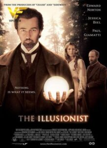 دانلود فیلم شعبده باز The Illusionist 2006 دوبله فارسی