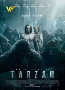 دانلود فیلم افسانه تارزان The Legend of Tarzan 2016 دوبله فارسی