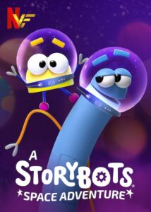 دانلود انیمیشن A StoryBots Space Adventure 2021