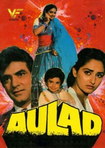 دانلود فیلم هندی اولاد Aulad 1987 دوبله فارسی