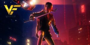 انیمیشن سریالی بلید رانر: نیلوفر سیاه 2021 Blade Runner: Black Lotus