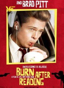 دانلود فیلم پس از خواندن بسوزانید Burn after Reading 2008 دوبله فارسی