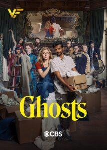 دانلود سریال ارواح Ghosts 2021