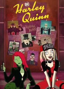 دانلود فصل سوم انیمیشن سریالی هارلی کوئین Harley Quinn 2022