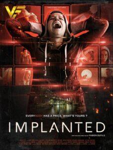 دانلود فیلم کاشته شده Implanted 2021
