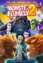 دانلود انیمیشن خانواده هیولا 2 Monster Family 2 2021