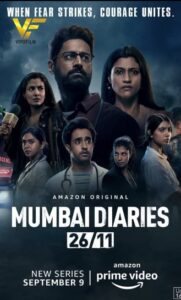 دانلود سریال هندی خاطرات ۲۶ نوامبر بمبئی Mumbai Diaries 26/11 2021