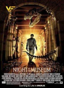 دانلود فیلم شب در موزه 1 Night at the Museum 2006 دوبله فارسی