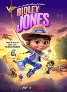 دانلود انیمیشن ریدلی جونز Ridley Jones 2021 دوبله فارسی