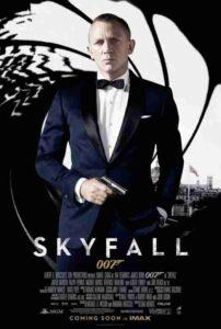 دانلود فیلم اسکایفال Skyfall 2012