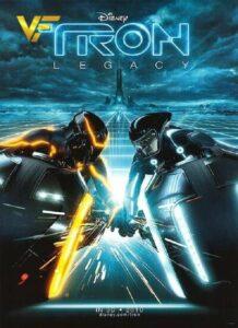 دانلود فیلم میراث ترون TRON: Legacy 2010 دوبله فارسی