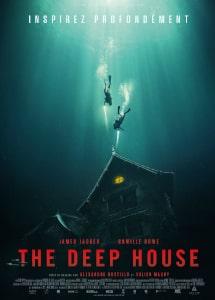 دانلود فیلم خانه عمیق The Deep House 2021